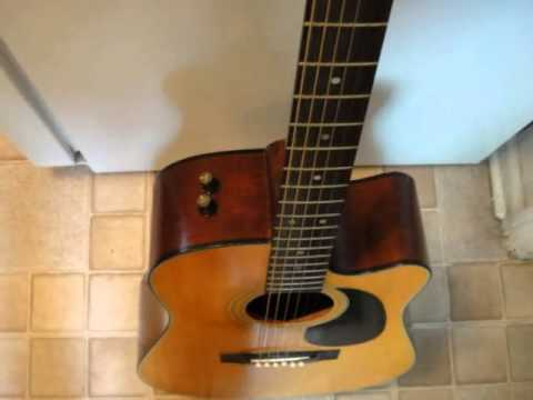 does anyone no how much my vintage aspen guitar worth youtube. Black Bedroom Furniture Sets. Home Design Ideas