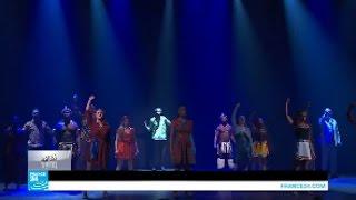 حكاية نضال نيلسون مانديلا في مسرحية ماديبا