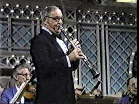 Benny Goodman and Arthur Fiedler