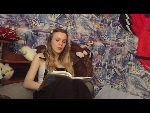 Изображение предпросмотра прочтения – ВалерияНайман читает произведение «Нос» Н.В.Гоголя