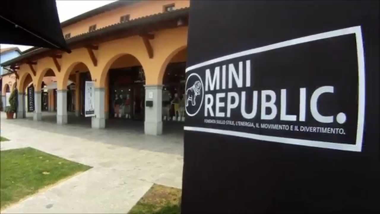 MINI REPUBLIC BRESCIA FRANCIACORTA OUTLET VILLAGE - concessionaria NANNI  NEMBER - SPOT 1080p [HD]