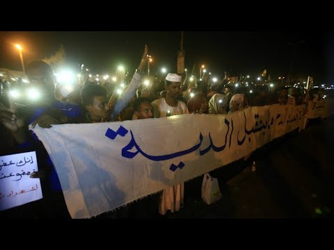 Sudanese 'revolution' continues with nightly gatherings