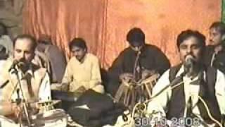 Yousaf Rababi at Mardan in weding cermoni b