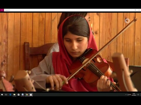 The Afghan Women´s Orchestra in Kabul: Making music against all odds. With English subtitles