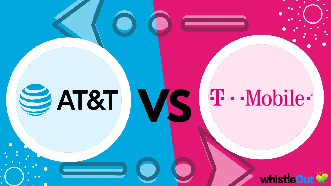 AT&T vs. T-Mobile: Which Carrier is Better? | WhistleOut