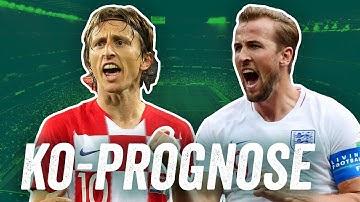 Russland wirft Spanien raus! Kroatien wird Weltmeister! Die WM-Prognose: KO-Runden-Edition
