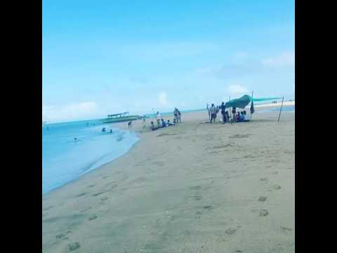 Pulong Pasig Sandbar at Calauag, Quezon