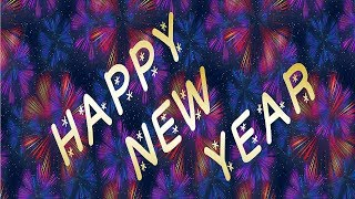 Happy New Year 2020 Wishes Whatsapp Greetings Quotes Fireworks Free Download Cards