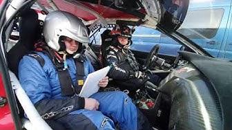 Mikko Eskelinen & Richard Blacksmith - Arctic Lapland Rally 2020 Pre-Rally tests #1