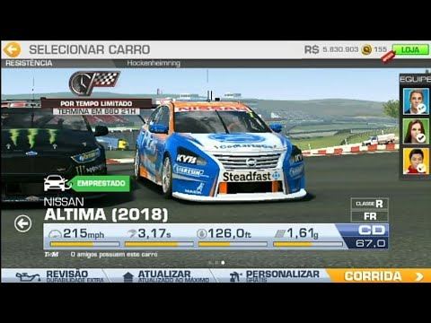 Real Racing 3: Dinheiro Infinito Com Lucky Patcher