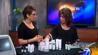 Monday Makeover on ABC News featuring evolastin and elure Advanced Skin Lightening Products Thumbnail