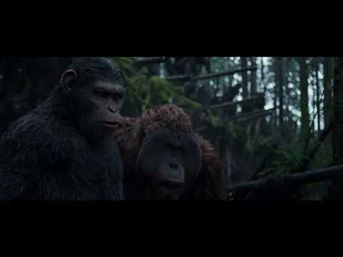 War for the Planet of the Apes (2017) | NEW INTERNATIONAL TRAILER
