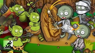Goblins vs Zombies Gameplay Runthrough