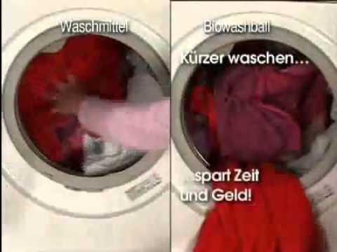 biowashball wasche ohne waschmittel youtube youtube. Black Bedroom Furniture Sets. Home Design Ideas