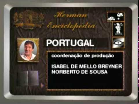 Herman Enciclopédia E02 Portugal