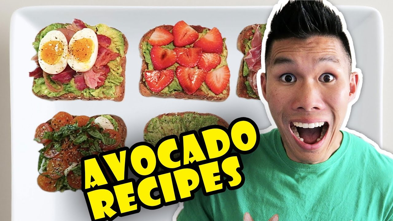 BUZZFEED FOOD'S AVOCADO RECIPES Taste Tested - Life After College: Ep. 507