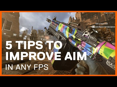 5 Quick Tips To Improve Your Aim At Any FPS