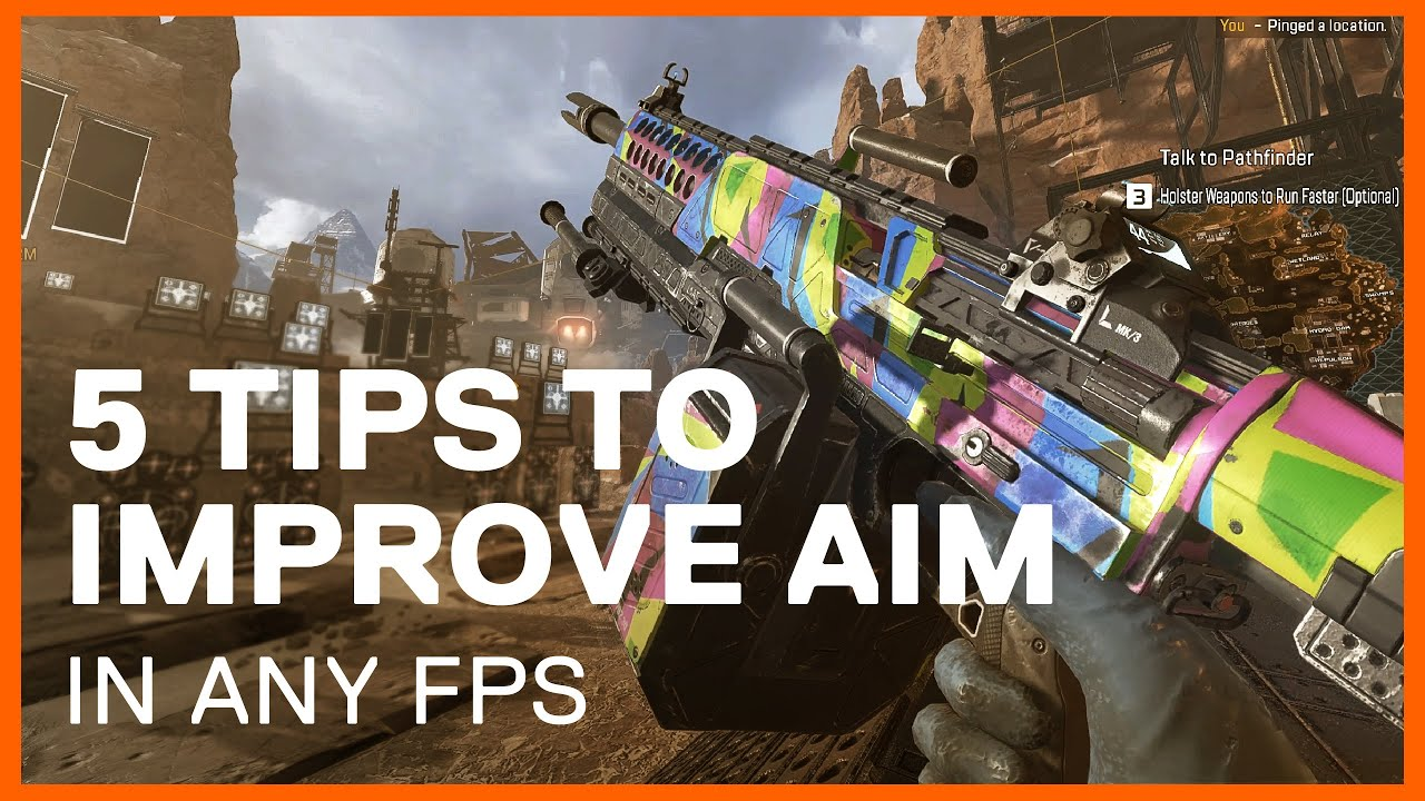 5 Tips to Aim Better in any FPS | SteelSeries