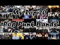 My Top 20 Pop Punk Bands