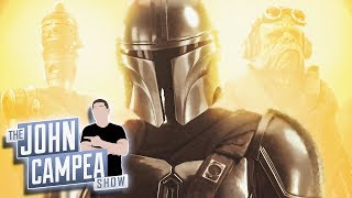 The Mandalorian May Be Turned Into Feature Film Says Disney - The John Campea Show