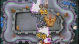 BTD5 - New Update! Spooky Castle - Hard NLL