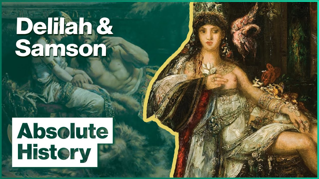 The True Story of Samson and Delilah | The Naked Archaeologist EP1 | Absolute History