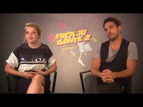 Elyas M'Barek & Jella Haase im Interview!