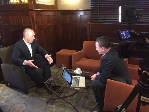 """""""Komiteti Qendror"""" - Mysafir, Ramush Haradinaj"""