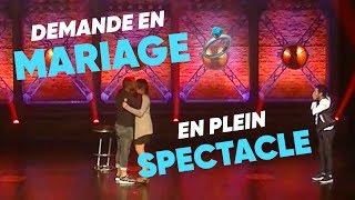 Demande En Mariage Sur Scène Jamel Debbouze