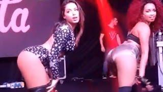 Anitta Perfeita Top Dançando – Medley Funk – Show Monte Líbano – HD 720p