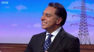 "Haras Rafiq ""We lost the focus on the hearts and minds"" - BBC Sunday Politics"