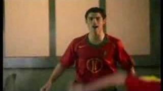 joga bonito - brasil vs portugal