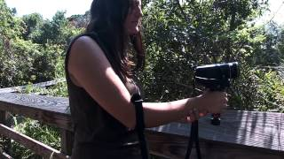 Dougmon Camcorder Support - a Quick Video Review