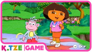 Let's Play Dora auf Deutsch ❖ Birthday Adventure Spiel auf Deutsch   HD Folge 4.