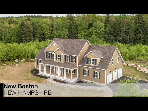 Video Of 122 Foxberry Drive | New Boston New Hampshire Real Estate & Homes By Tom Beauchemin