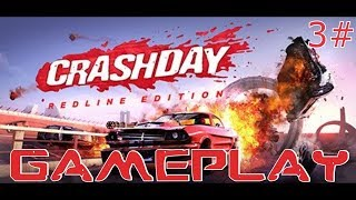 Crashday Redline Edition - Mini Games | PC Gameplay