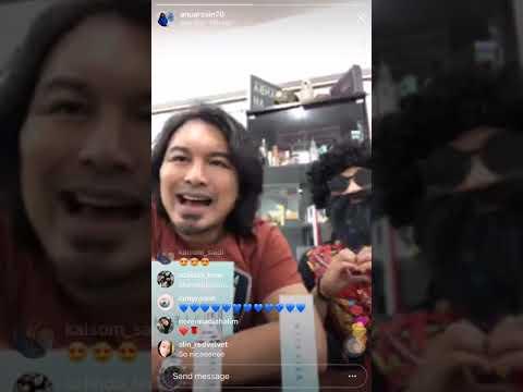 Free Download Anuar Zain Sings Sedetik Lebih Via Instagram Live Mp3 dan Mp4
