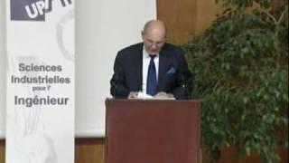 2010 - Inauguration d'une cordée de la réussite par M. Boichot (part 2/2)