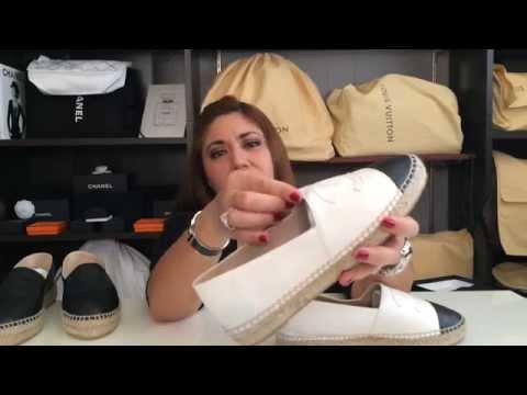 Chanel Espadrilles Review 2015