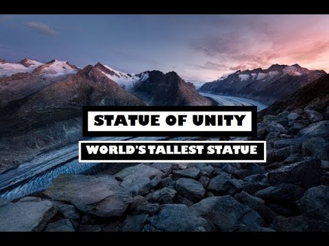| STATUE OF UNITY | WORLD'S TALLEST STATUE | GUJARAT | GUJARAT TOURISM | 💕⚡🔥✨ from YouTube · Duration:  4 minutes 1 seconds