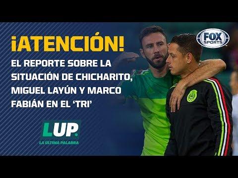 ¿Chicharito, NOCIVO Para Selección Mexicana?