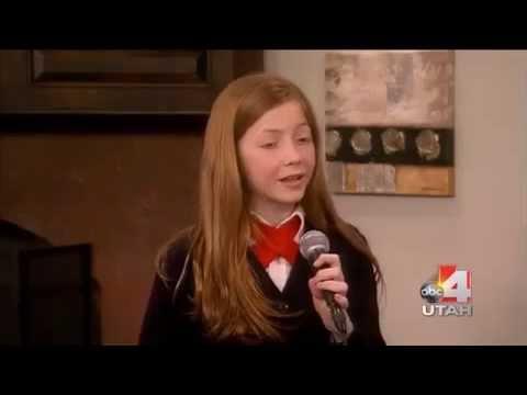 """Lexi Walker - """"Prayer Of The Children"""" (Live At KTVX ABC 4 Good Things Utah 2015)"""