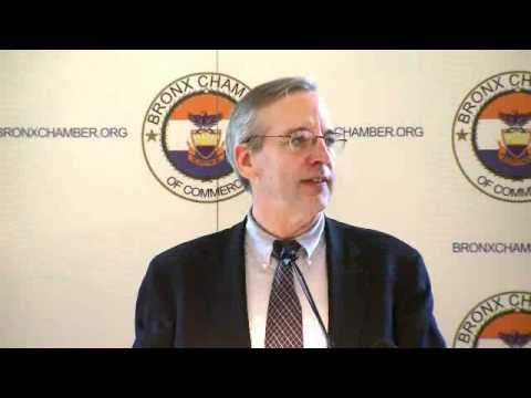 National & Regional Economic Outlook (Bronx, New York 2011)