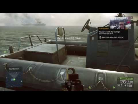 Battlefield 4: South China Sea