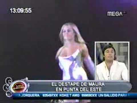 Maura Rivera  nackt