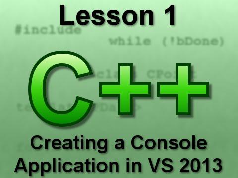 C++ Beginner Tutorials