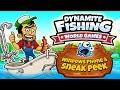 Dynamite Fishing World Games - Windows Phone 8 Sneak Peek