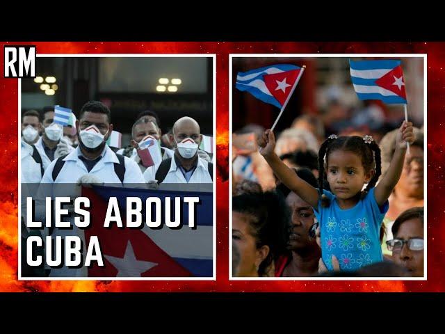 Chargée d'Affaires on the Worst Lies About Cuba