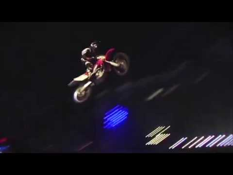 Mandrill Mountain Stunt Show - OCT East, Shenzhen, China