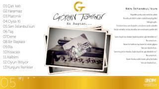 Gökhan Türkmen   Sen İstanbul'sun Official Lyric Video